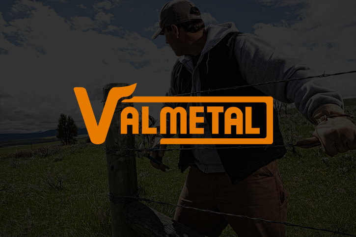 Image d'introduction du projet Valmetal