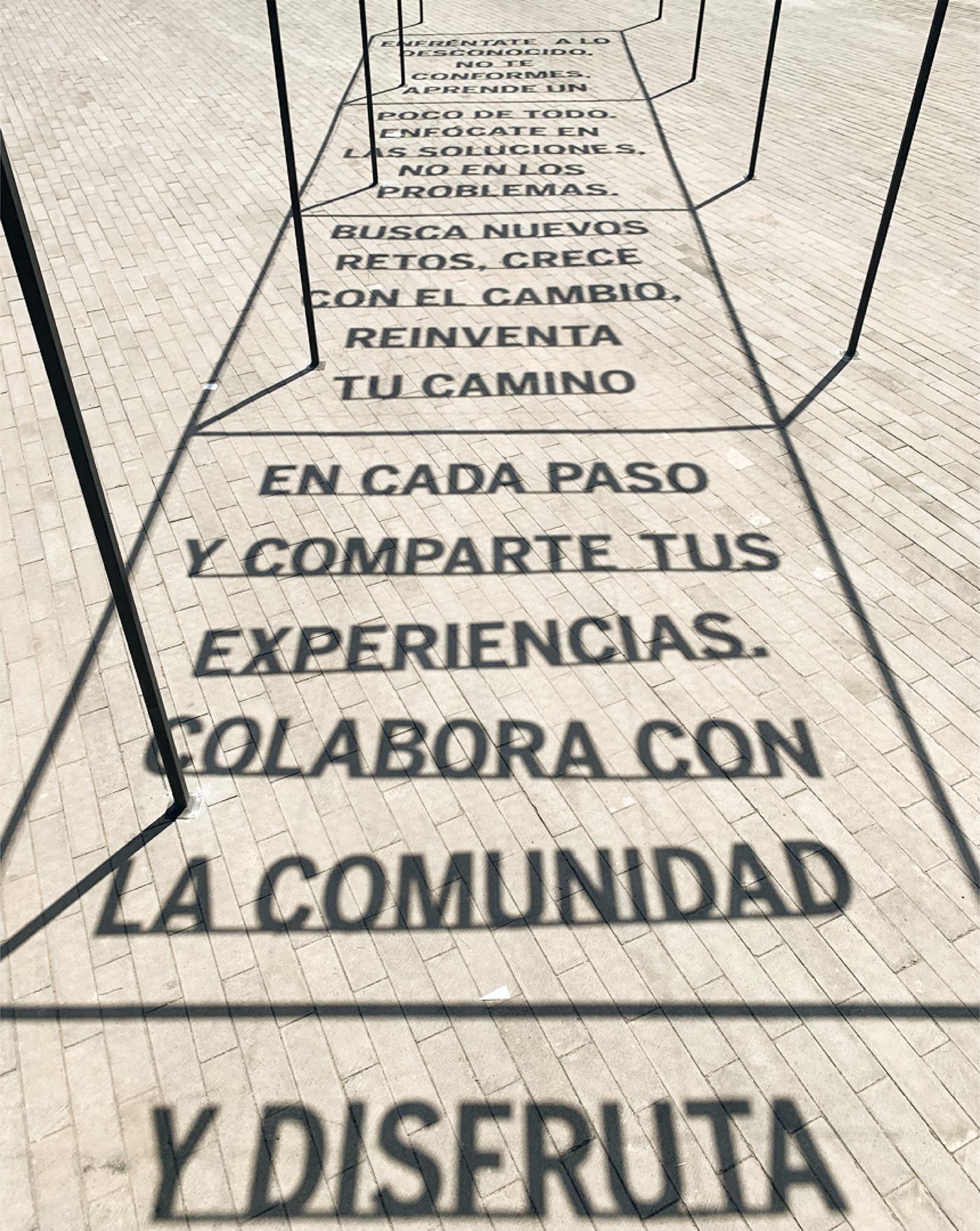 Btl,campus,creative,design,direction,interaction,magazine,mexico,structures,udem