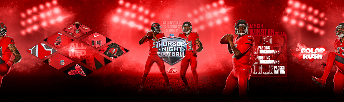 2016 Color Rush 360 Graphic on Behance 18ae239cd