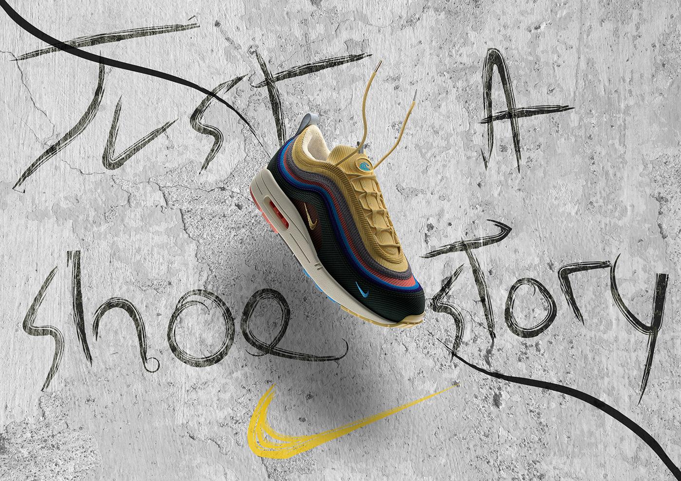 Air Max 1/97 design Nike sean whoterspoon sneakers