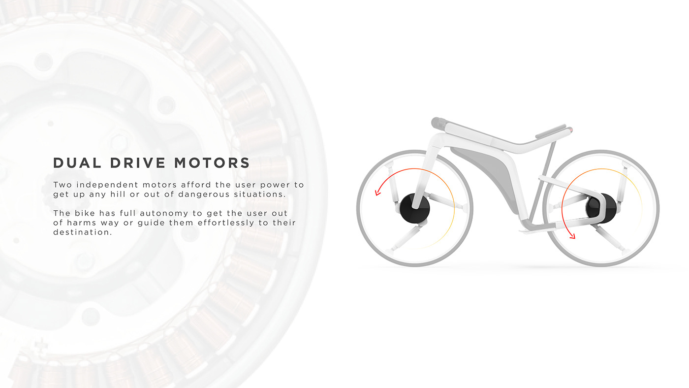 Bicycle Bike tesla Cycling biking surfacing tech Technology Autonomous transportation