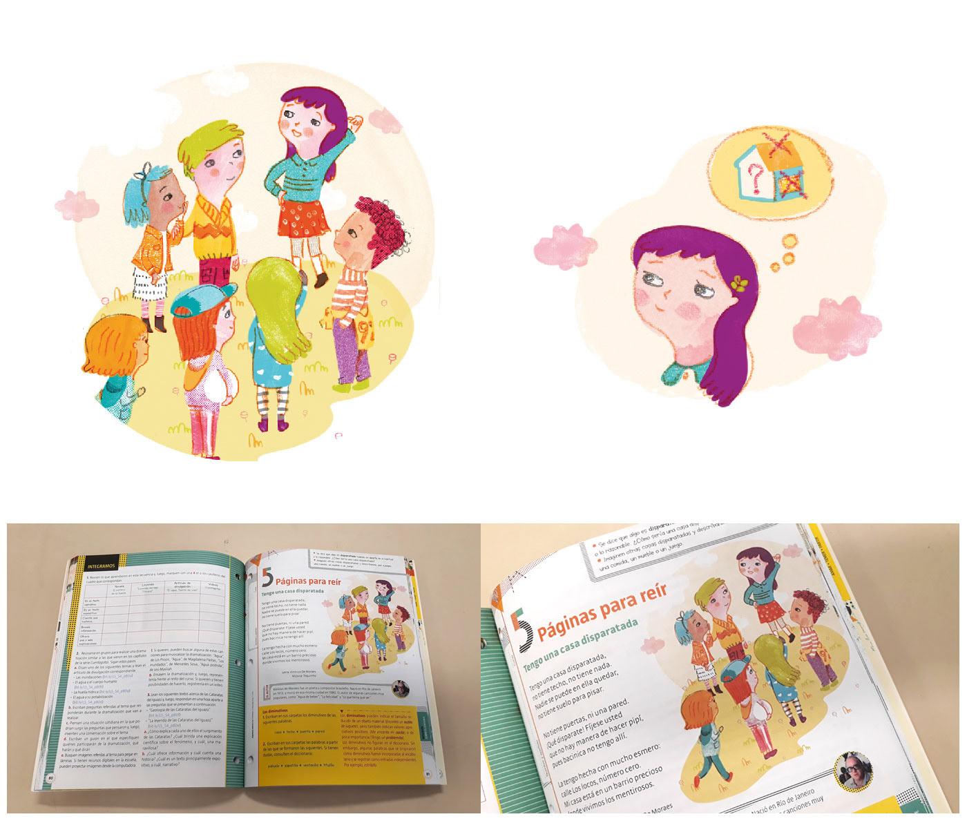 Adobe Portfolio picturebook ILLUSTRATION  ilustracion libro album Libro Infantil illustration children's book