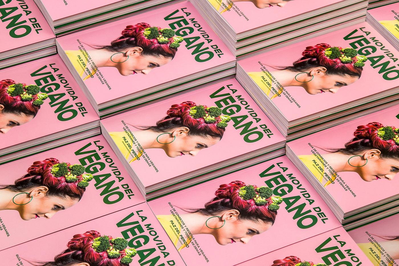 vegan colorful Food  book foodstyling asis argentina color spread veganism
