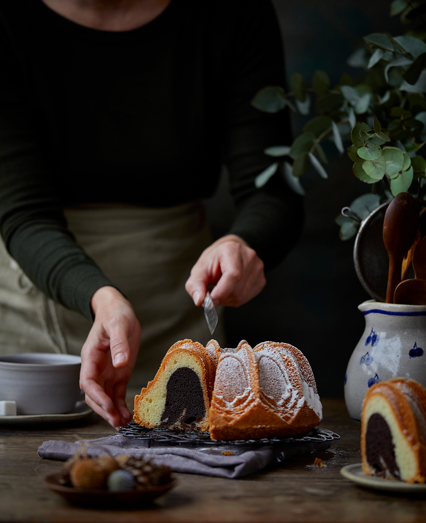 bakery Bundt Cake cake dessert food photographer food photography food styling food stylist pastry sweet