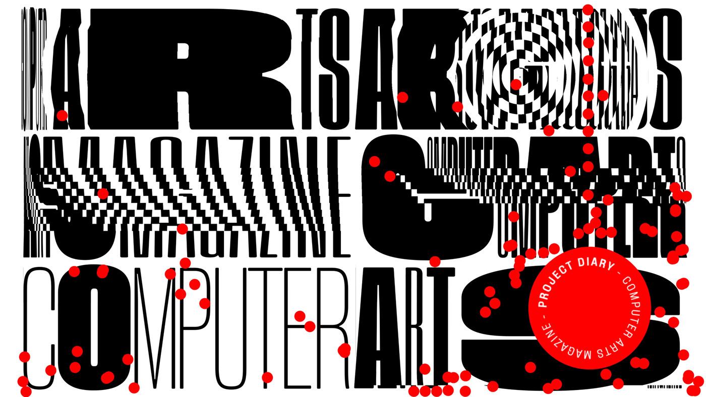 TypeDirectors ComputerArts Amuki sudtipos typography   kinetic KineticTypography