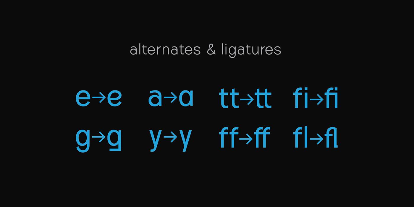 condensed elegant font family free Free font freebie modern sans sans serif Typeface