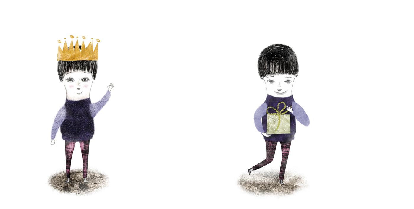 illustrated children's book Picture book ILLUSTRATION  ilustracion libro album ilustración infantil