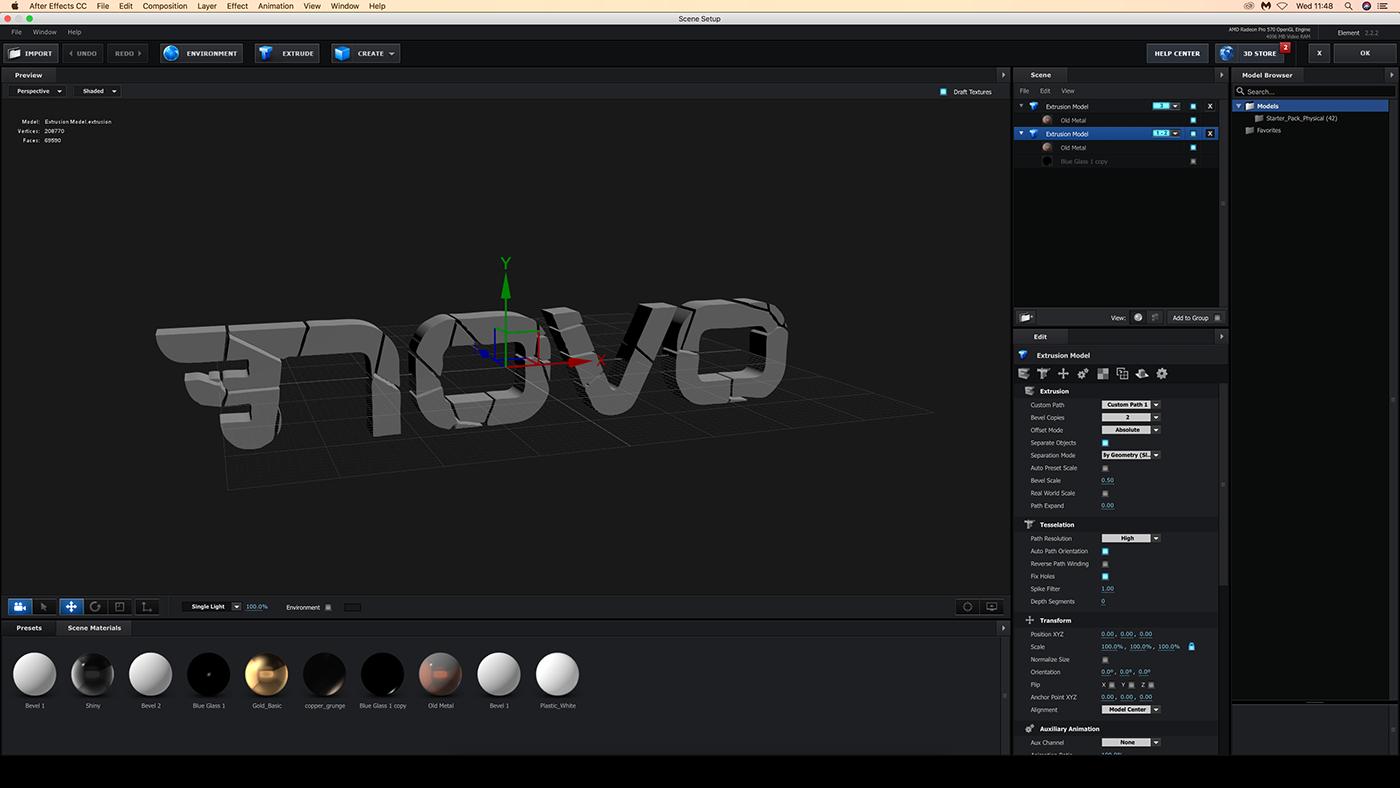 Novo on Behance