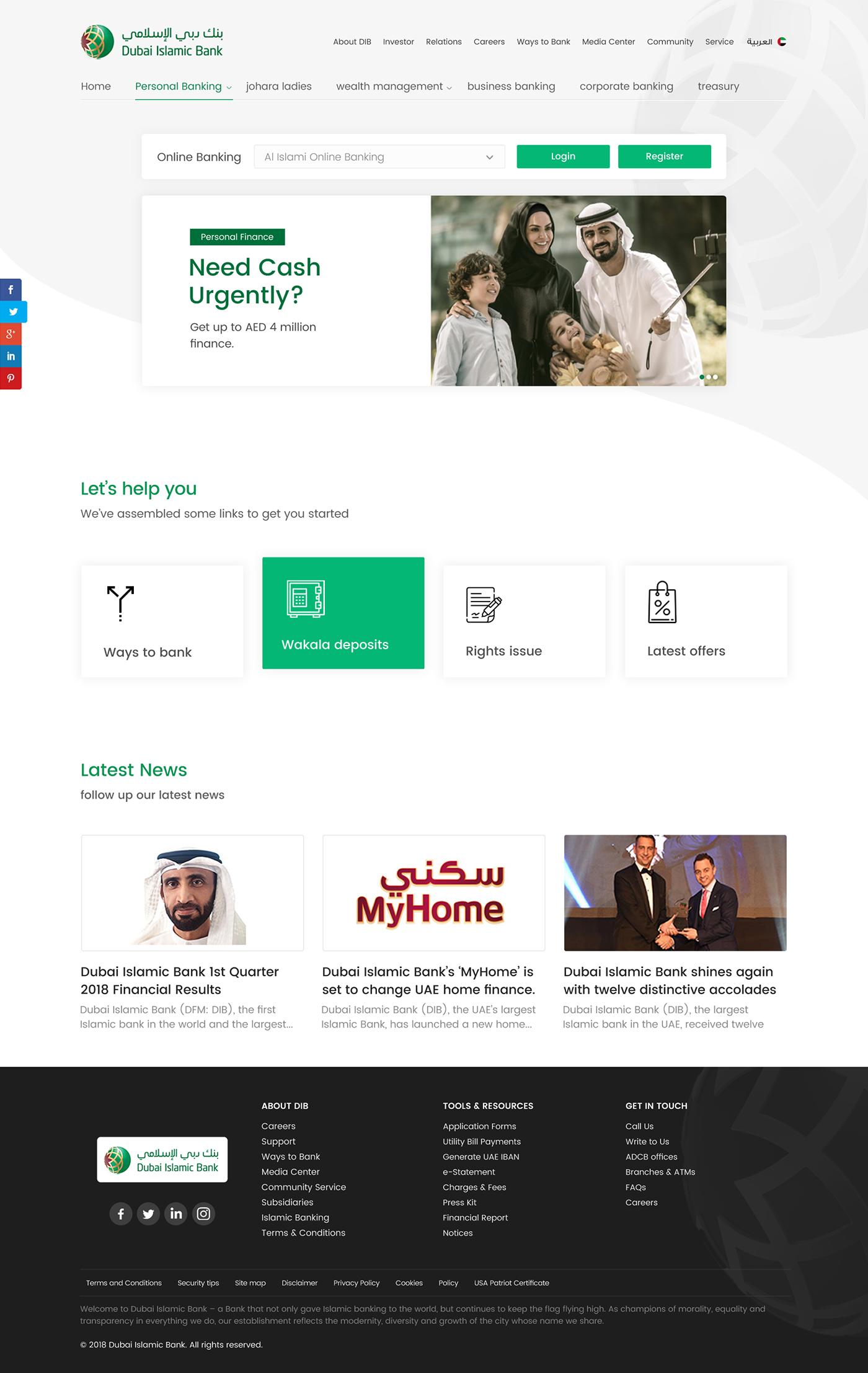 Web Design  UI Responsive