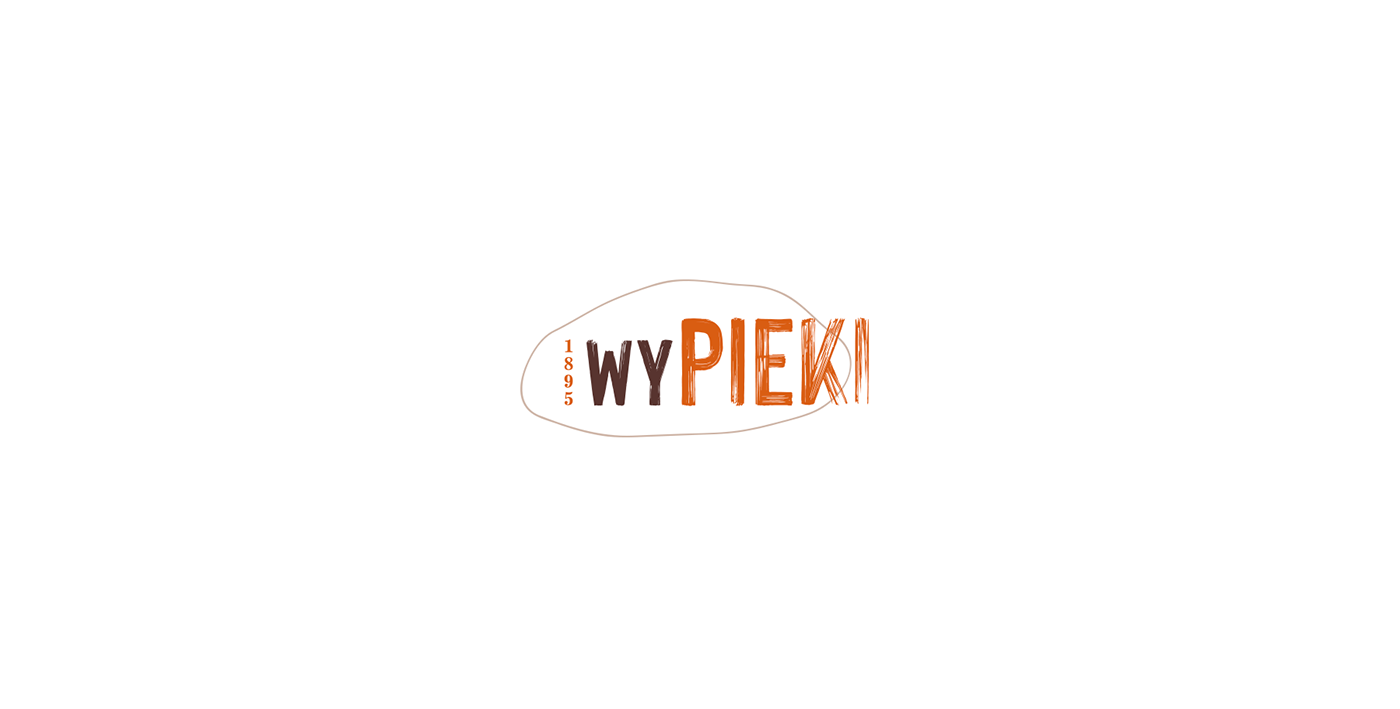 piekarnia bakery shop bake logo graphic design