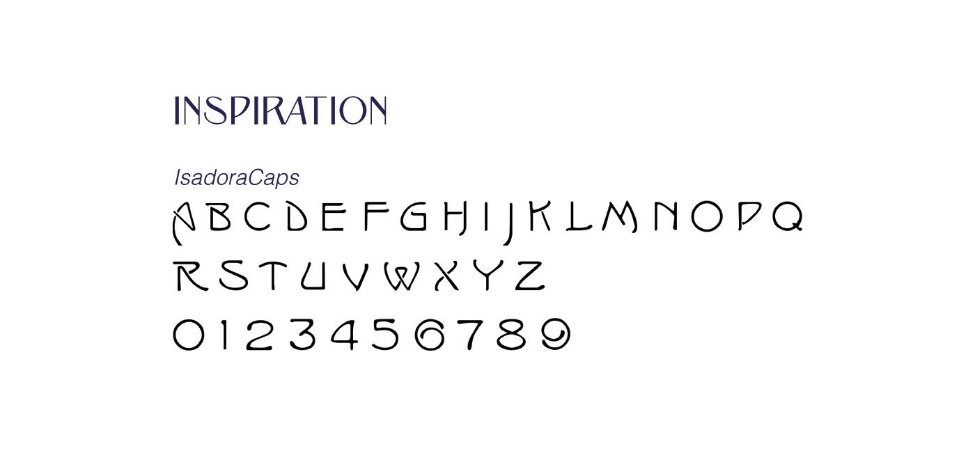 Typographie fonte font typo Typeface