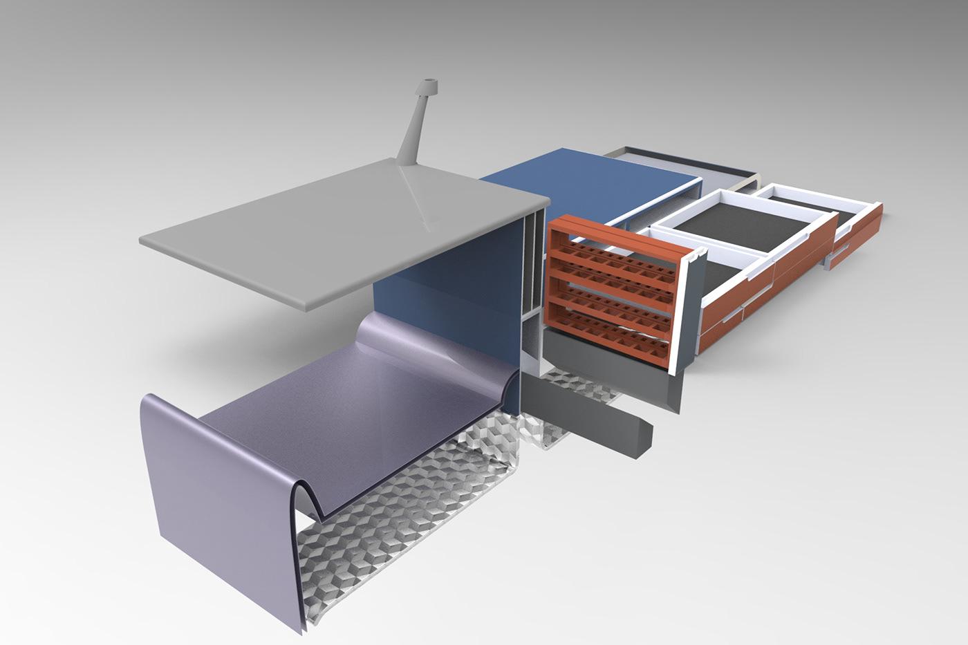 Rhealistic Workstation Design - Jewellery Designer on Behance