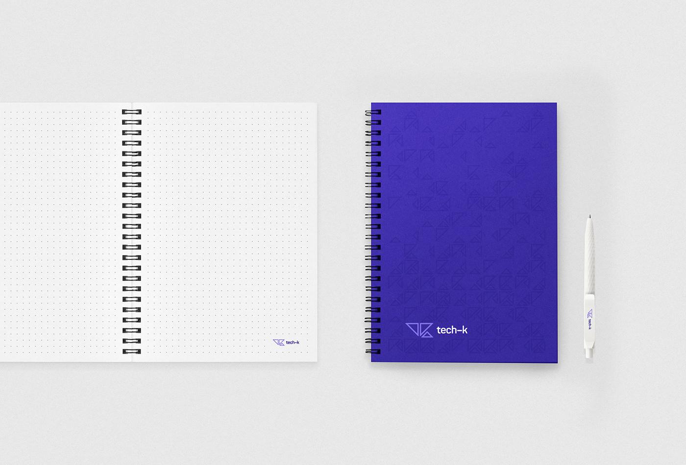 branding  Website Webdesign tech corporate identity clean