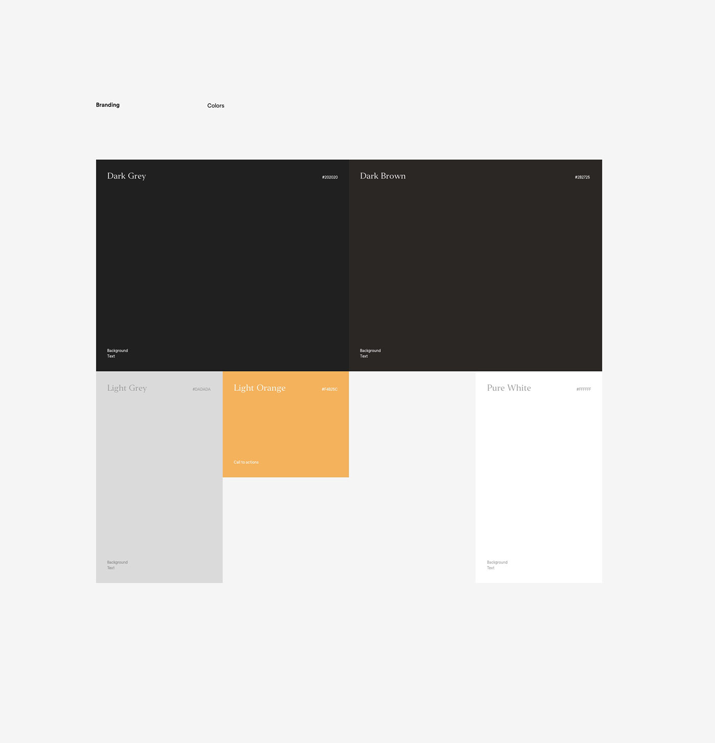 Minimalist Brand Identity and UX/UI Design for Uinetry™