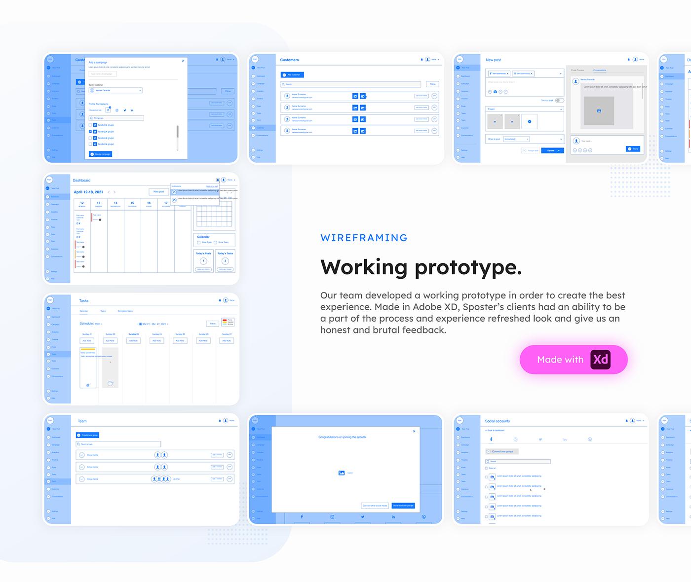 app App UI/UX Interface Platform SAAS UI UI/UX ux Web Design  dashboard