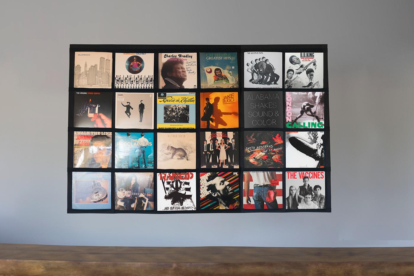 Record Roots vinyl record product design  home decoration interior design  music modular design home