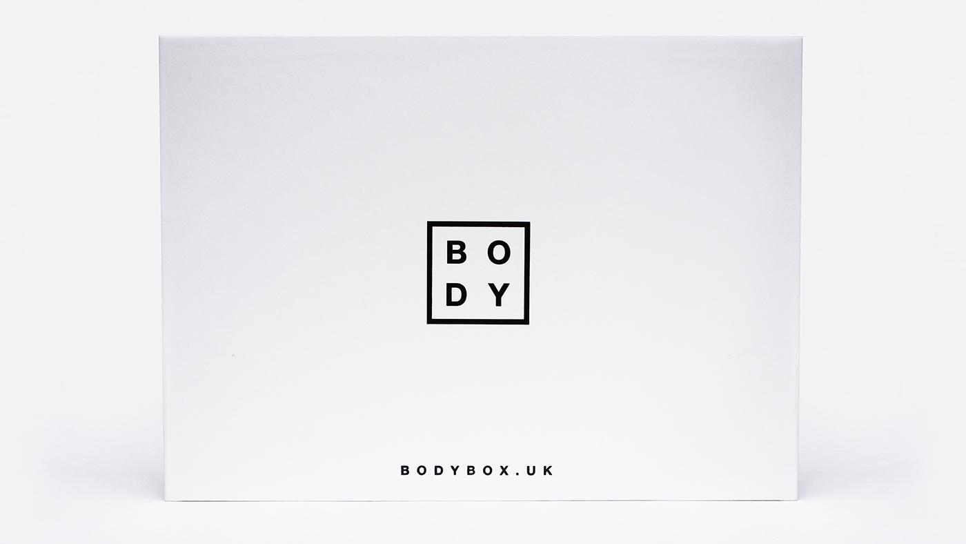branding  identity Packaging box design fitness supplement Health art direction  minimal