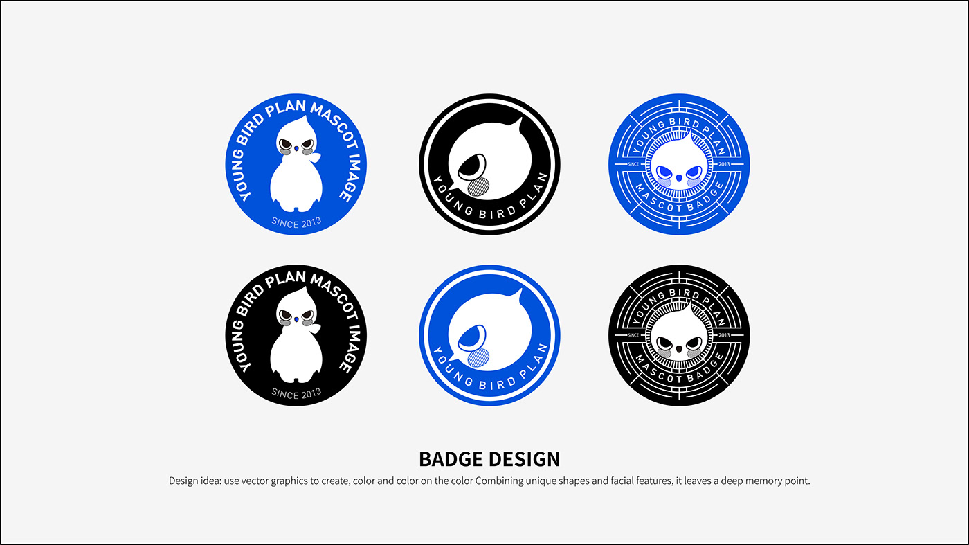 mascot design brand Character design product toy design  IP image cinema 4d