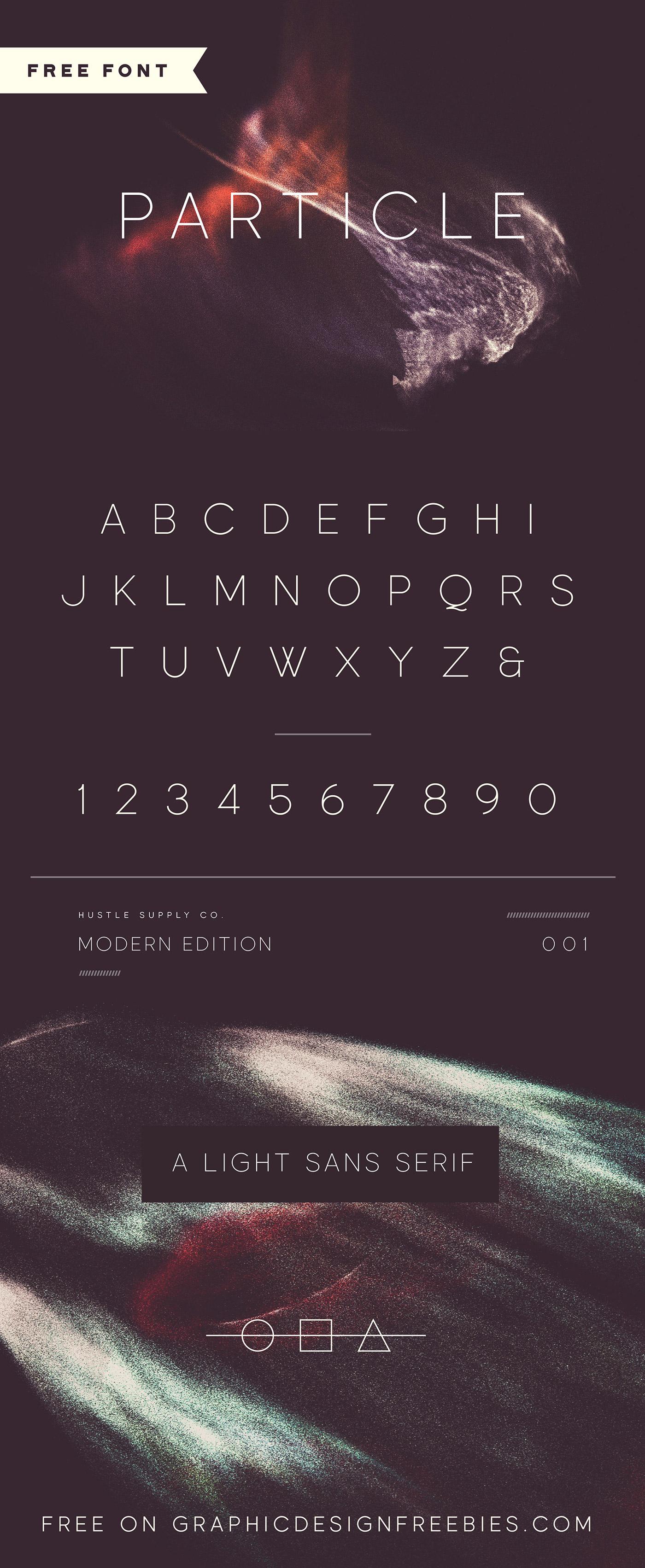 free Free font freebie font sans serif sans design type Typeface modern