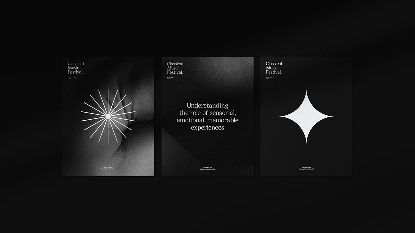 festival Classical music musica branding  brand clasica marca Musical