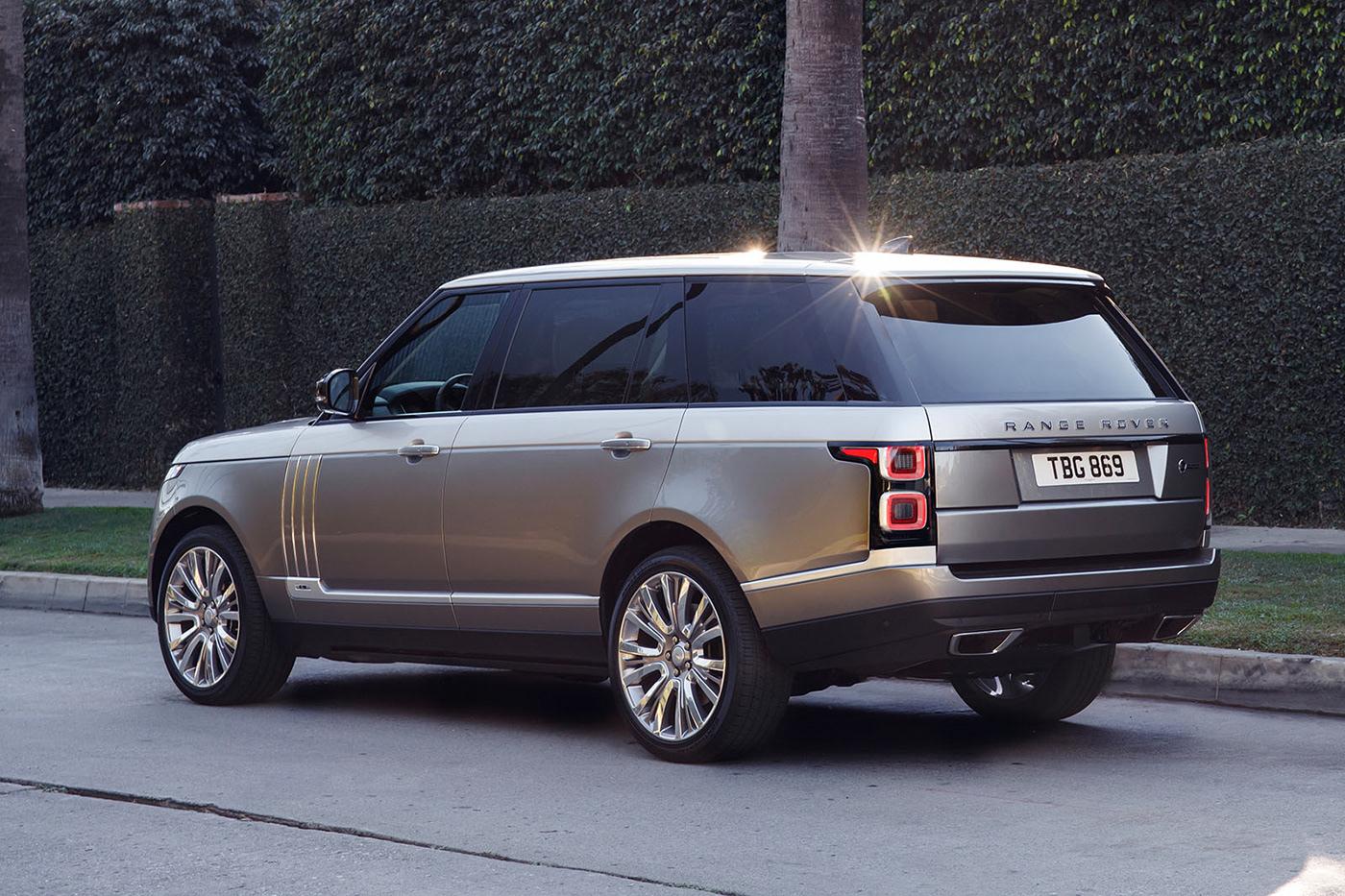 Range Rover SVAutobiography range rover sport svr
