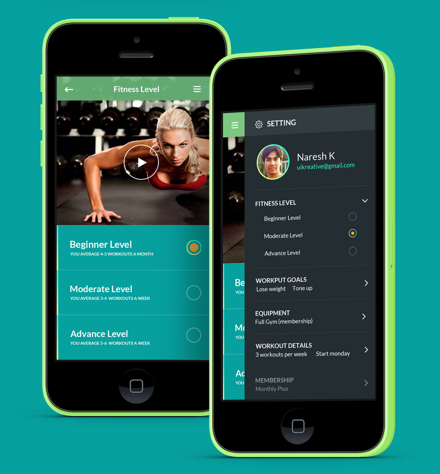 fitness,Health,workout,app,ios,Web,FIT,gym,user interface,clean,mobile,fitness app