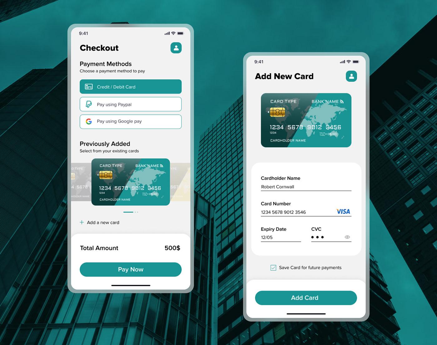 checkout creditcard DailyUI designinspiration Figma UI uiinspiration uiux UserInterface ux