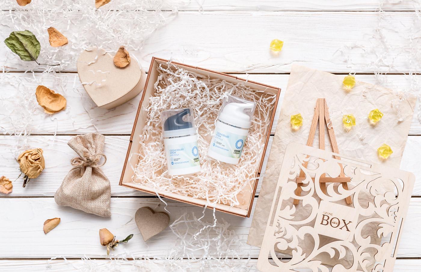 cosmetics OzoneLab beauty