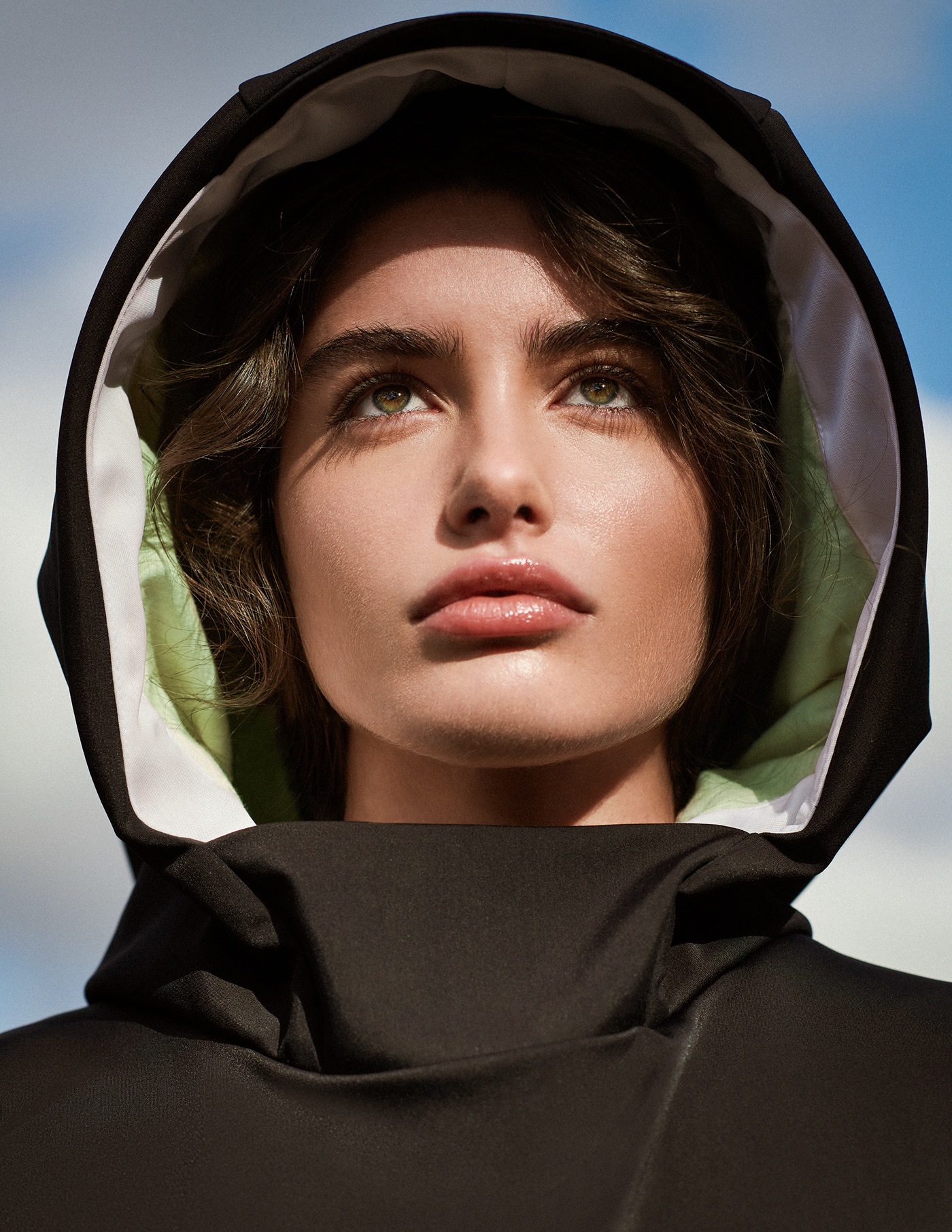 art direction  branding  coat Fashion  graphic design  innovation oxygen photosynthesis Sustainability