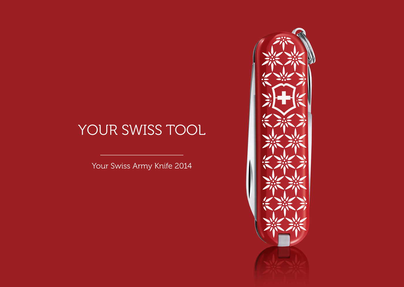 Your Swiss Army Knife 2014 On Behance