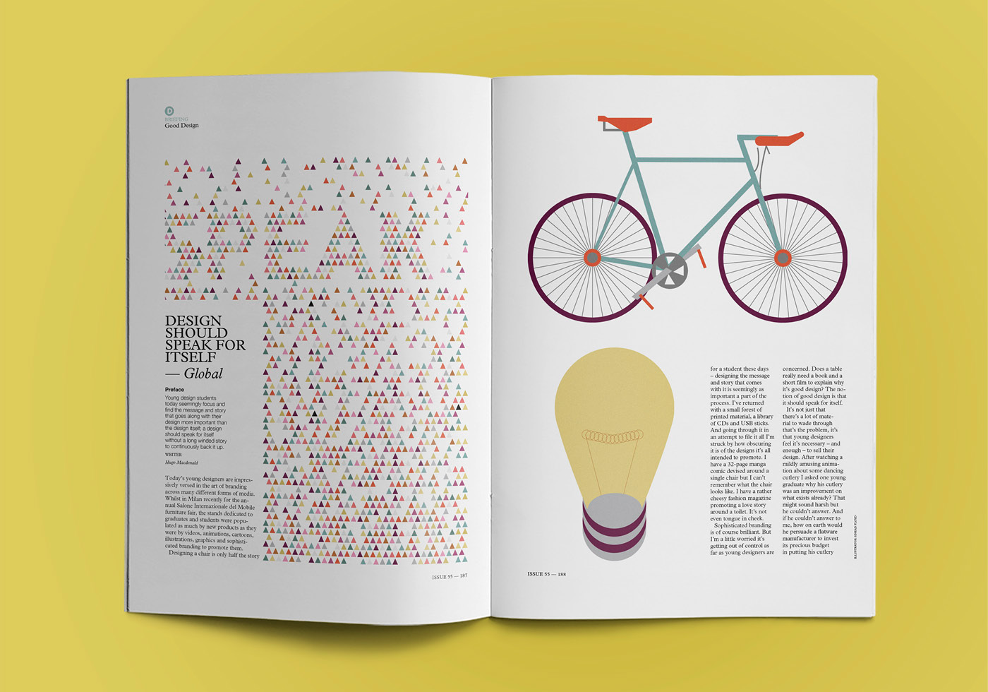 Monocle Magazine // on Behance