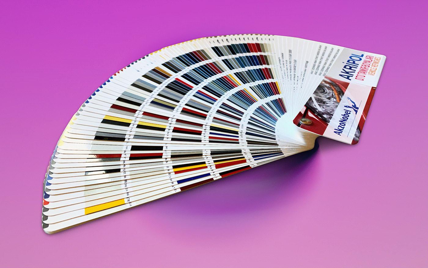 akzonobel fandecks boyakartelası boya paint colorchart colour kartela kartelacım nefaset