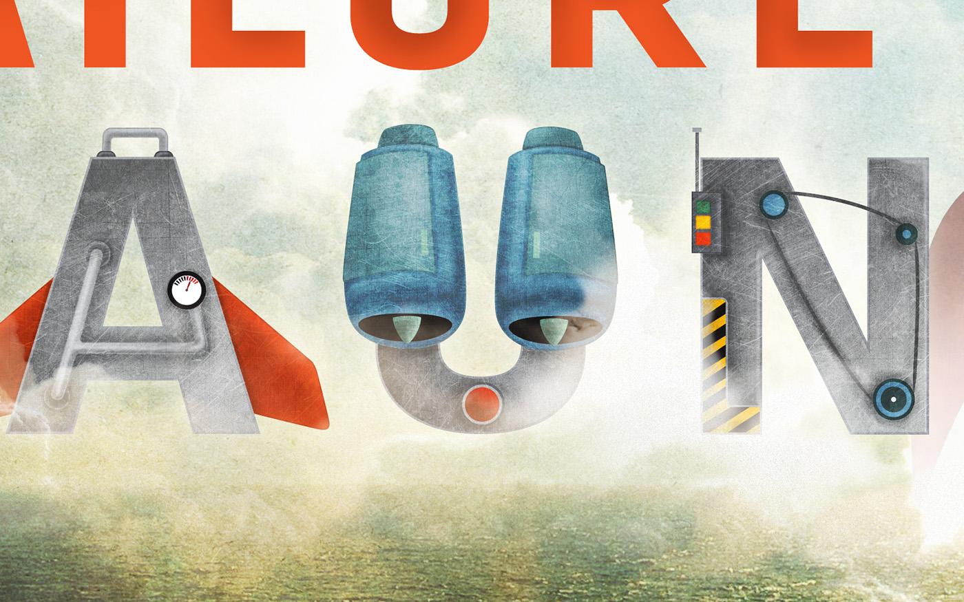 rockets series art