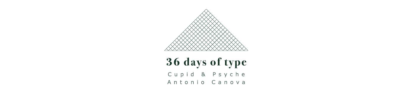 typography   36 days type double exposure photoshop Canon design ILLUSTRATION  Photography  sculpture louvre