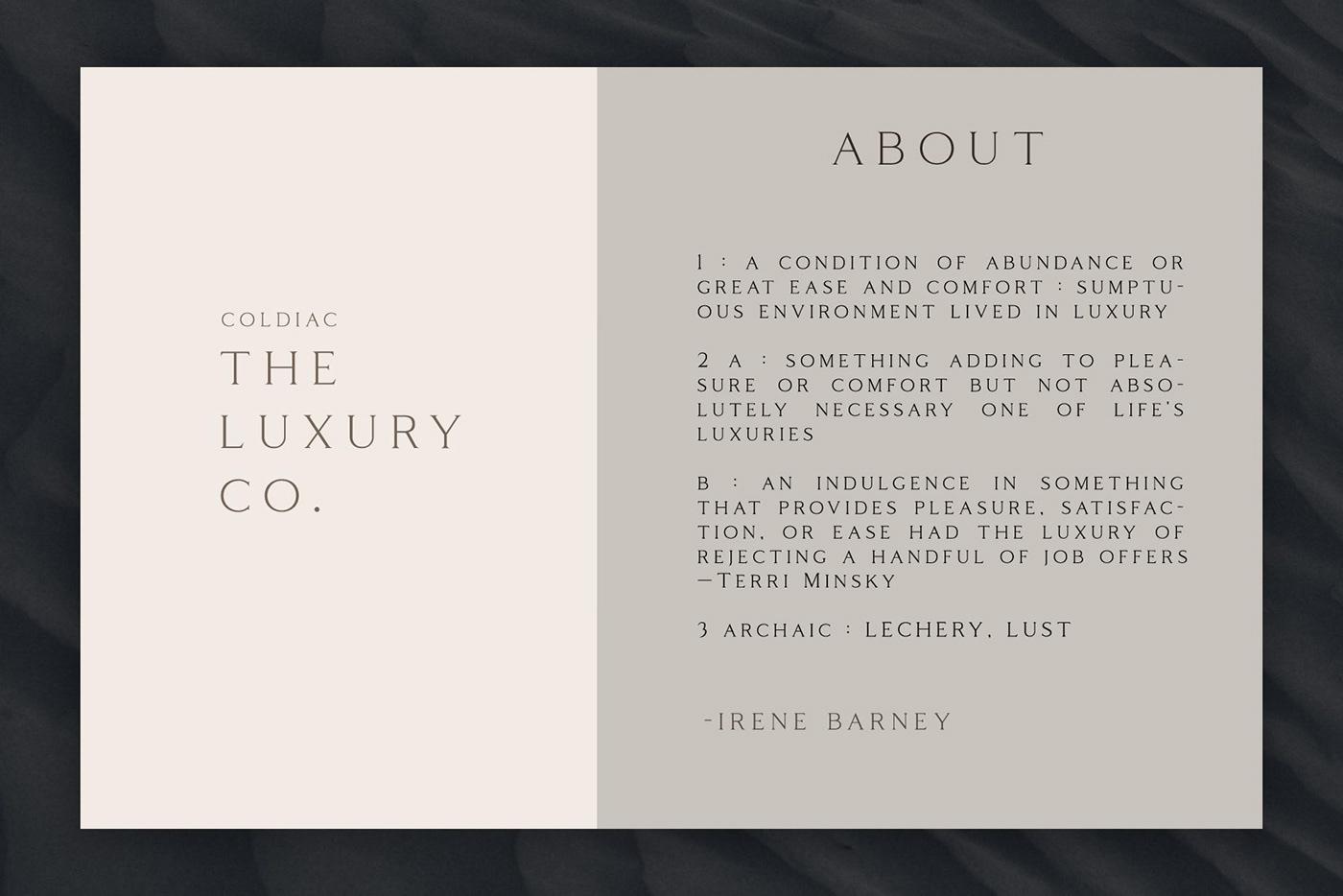 Free font download freebies luxury serif clean elegant free Typeface classy