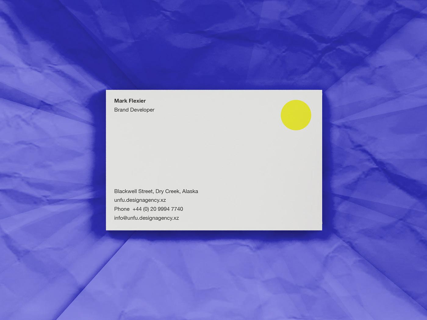 Free Psd Business Card Mockup On Behance