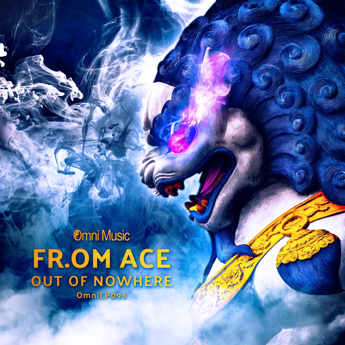 music ep cover color lion japan dragon warcraft smoke