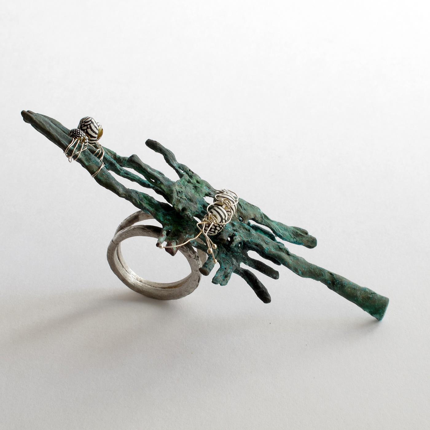 contemporary jewelery  contemporary jewelry Joyería contemporánea mabel pena unique pieces