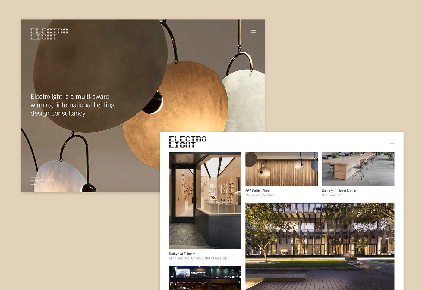 Client eos lightmedia lighting that transforms spaces we