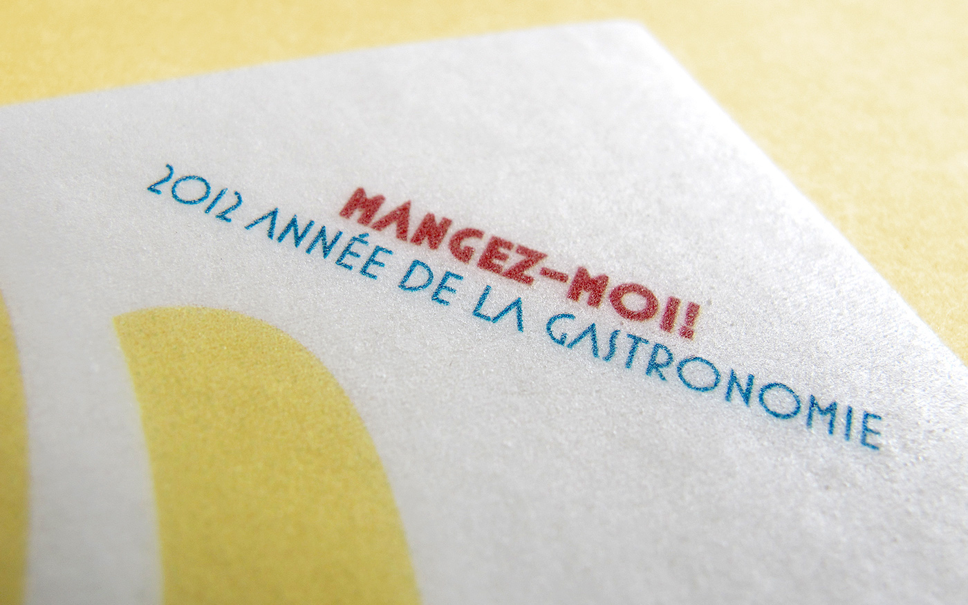 edible paper Invitation brussels belgium institution