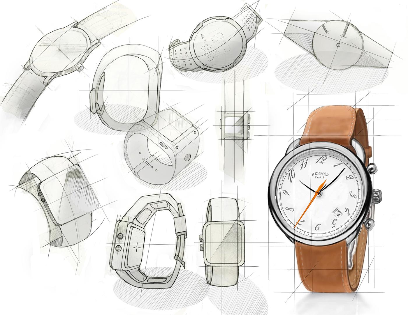 Sketches on behance for Produktdesign jobs