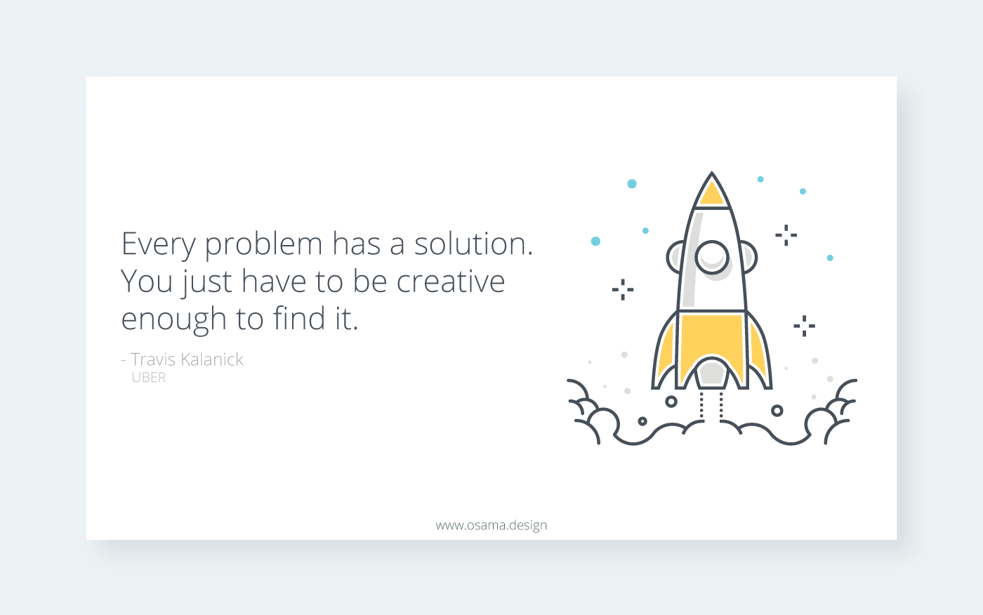 Quotes inspiration Startup ILLUSTRATION  clean flat color