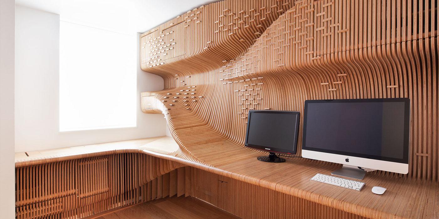 Chelsea Workspace On Behance