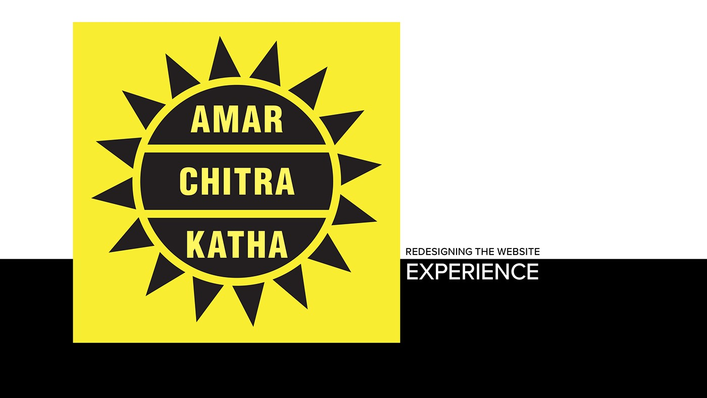 UI ux website redesign Usability research user testing ux planes amar chitra katha comics Indian Comics