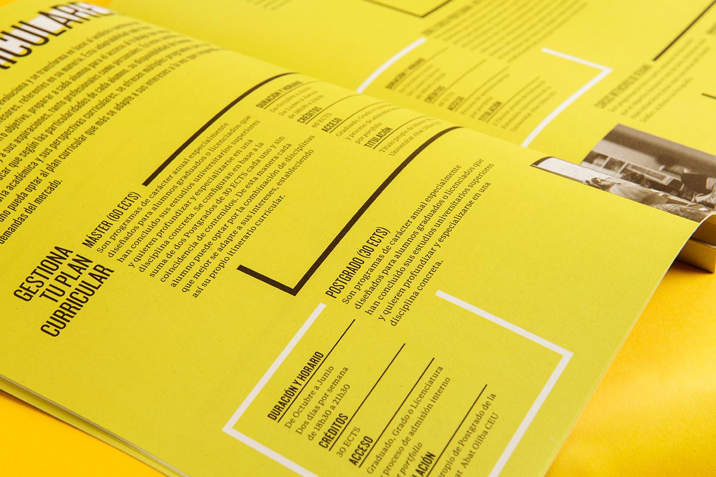 editorial Catalogue catalogo Master