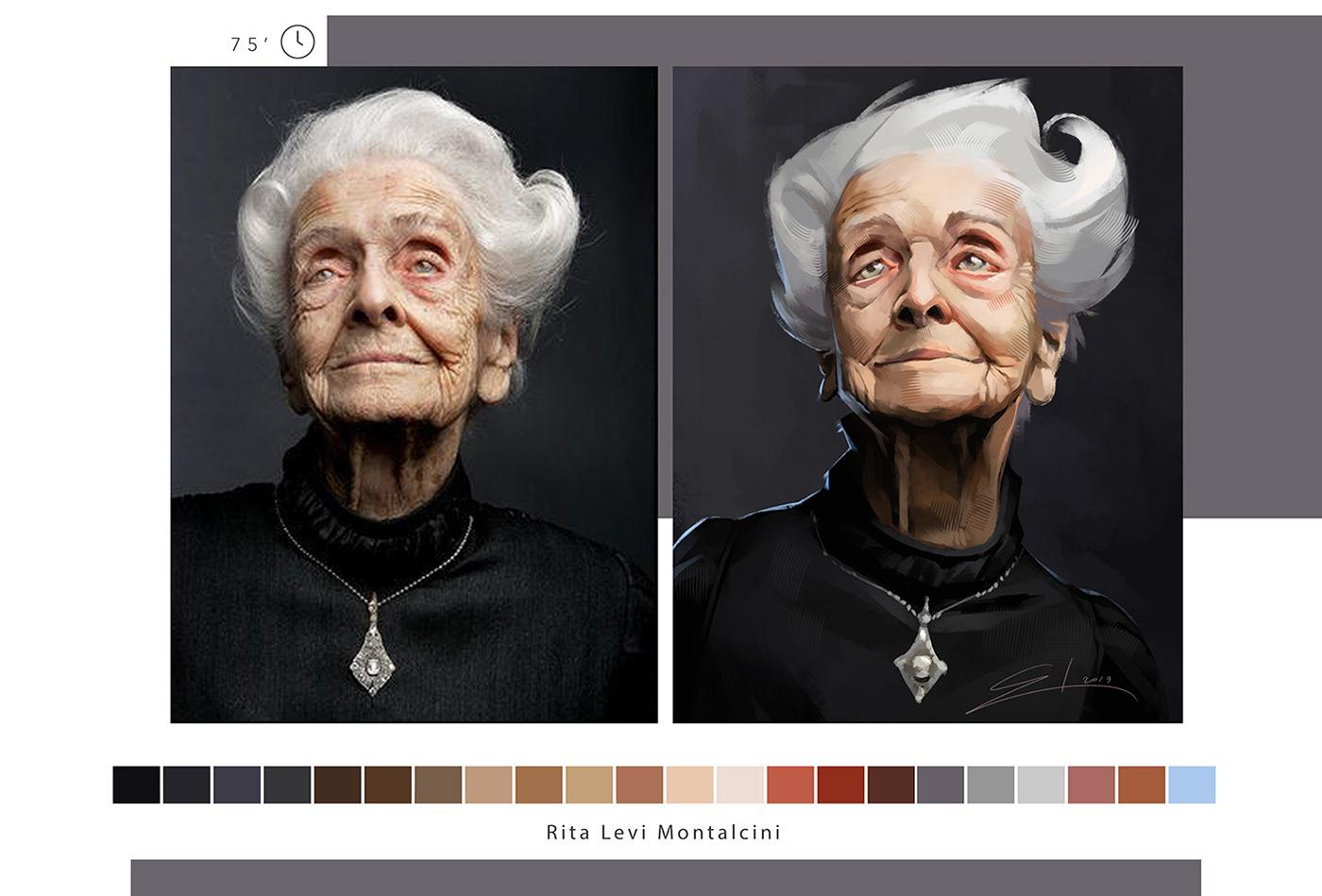 Image may contain: human face, cartoon and screenshot