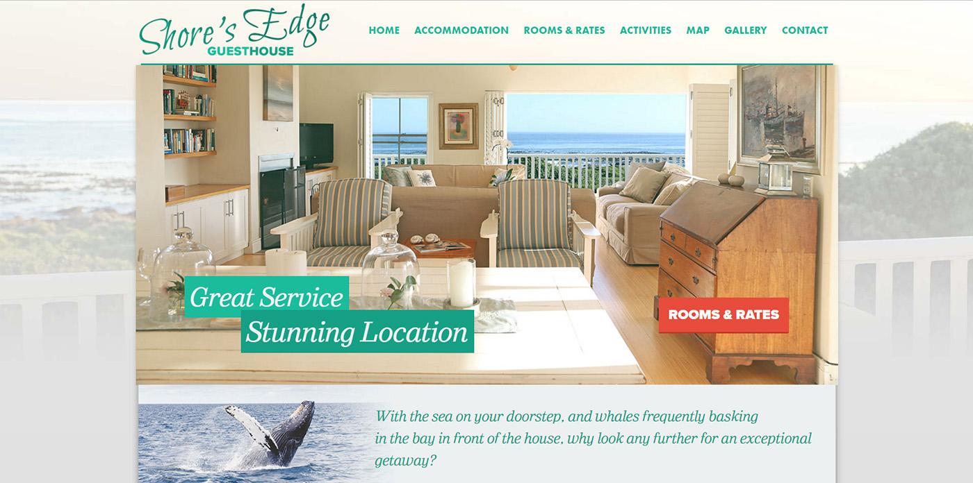 Shore's Edge Guesthouse
