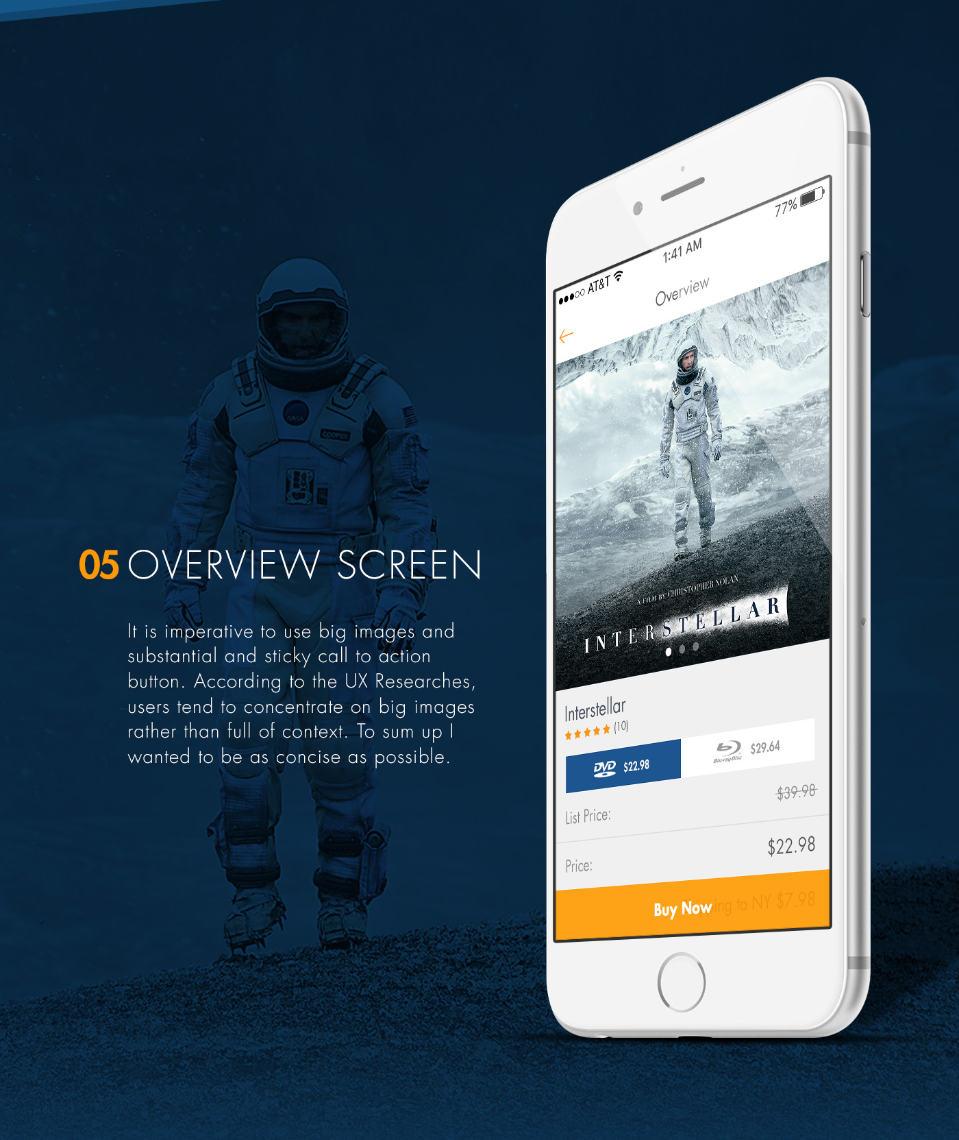 Amazon Redesign Application Concept Amp Case Study On Behance