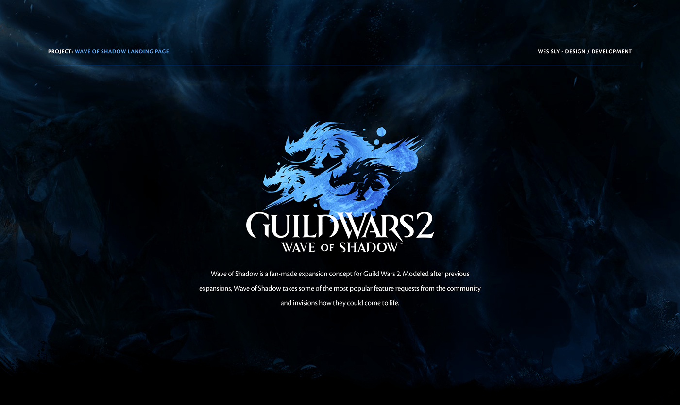 dragons expansion Gaming guild wars Guild Wars 2 GW2 mmo rpg Video Games wave of shadow