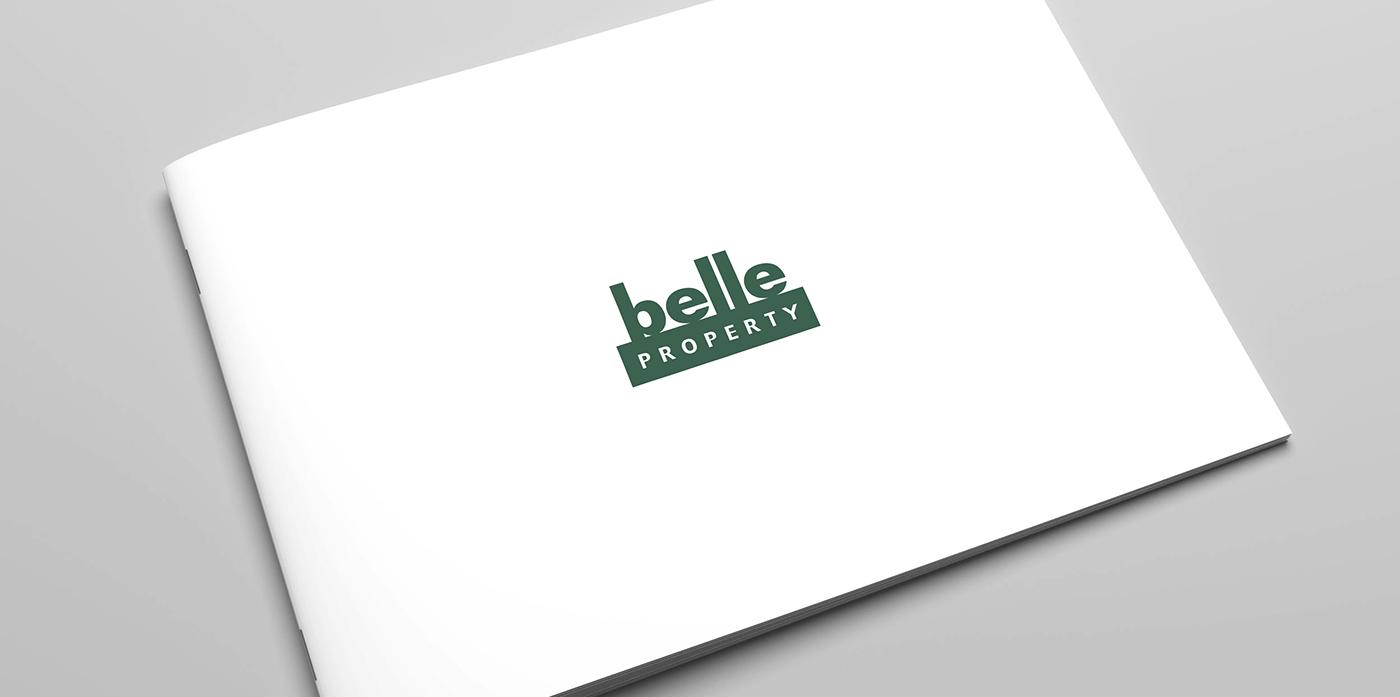 Belle Property Brochure on Behance